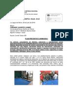Informe 2019 Comite Tactico