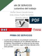 Prima de Servicios (1)