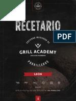 Recetario SMP Vol. 1 El Fuego Nos Une (1)