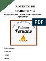 Rc Paladar Peruano
