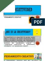 ENCUENTRO CREATIVIDAD