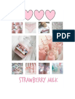 Strawberry Milk - Larry Stylinson PDF