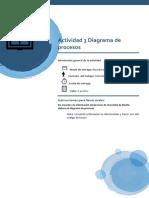 Actividad 3 Diagrama de Proceso