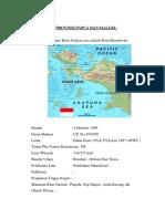 Provinsi Papua Dan Maluku