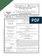 Ley de Hacienda Del Estado de Michoacan