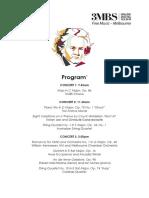 WEBSITE 3MBS Beethoven Marathon Program