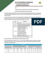 Clase de precisión de los Transformadores de Potencia y Corriente según la norma ANSI y IEC