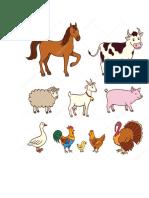 Animales y Canciones en Inglés