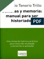 Culturas y Memoria - Mauricio Tenorio