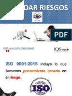 Gestion Del Riesgo ISO 9001 2015