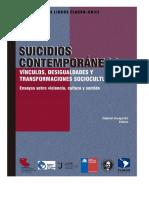 Suicidios Contemporáneos FLACSO Chile