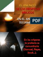 EL ANUNCIO DE LOS PROFETAS.ppt