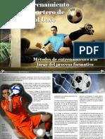 62 Entrenamiento Del Portero de Futbol Base