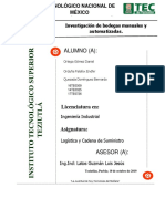 Bodegas Manuales y Automatizadas