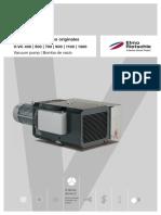Vc700 Manual de Operacion