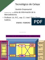 Sistemas de información de la mercadotécnia