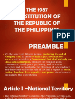 Philippine Constitutions Saved
