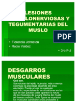 Lesiones Del Muslo Johnston Valdez Analisis