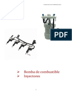 Bomba de Combustible e Inyectore