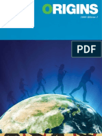 Origins Edition 1 2009