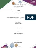 Paso 1 - Modelos Economicos