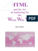 2-.[Bebo White (Auth.)] HTML and the Art of Authoring(Z-lib.org)