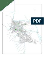 Plano Catastral PDF Sin Escala