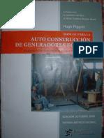 Autocontruccion de generadores eolicos