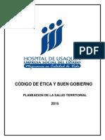 u140d-Cd001 Codigo de Etica y Buen Gobierno