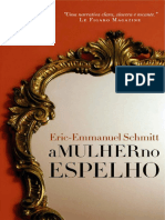 A Mulher No Espelho - Eric-Emmanuel Schmitt