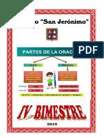 Caratulas IV Bimestre