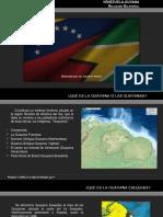 Venezuela-Guyana Relación Bilateral