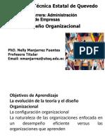 Diseño Organizacional SEMANA 2