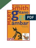 Smith Martin Cruz - Roman Grey 01 - Gitano en Ambar