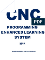 Cnc Programming Enhanced Learning System Mill