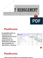 Project Managament