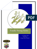 Family Strong Series Booklet
