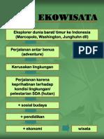 K2 Ekowisata.ppt