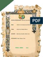 Informe Sobre Nectar de Granadilla.docx