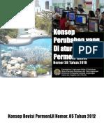 Permen LHK 38 Tahun 2019 Edit FM