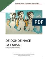 De Donde Nace La Farsa Cuaderno Pedagógico