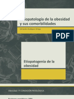 Fisiopatología de La Obesidad y Sus Comorbilidades (1) 1