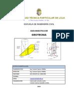 Guia Parte i de Geotecnia 2010-2011