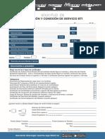 Inspección y Conexión de Servicio BT