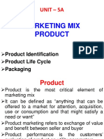 5A. Marketing Mix Decisions (Product).ppt