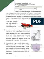 examen Dinamica Mecanica