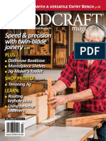 Woodcraft Magazine - Issue #069 - Feb, Mar 2016 - Speed & Precision With Twin-Blade Joinery