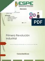 Evolucion de La Revolucion Industrial