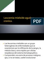 Leucemia mieloide aguda y cronica.pptx
