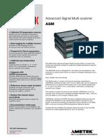 ASM datasheet